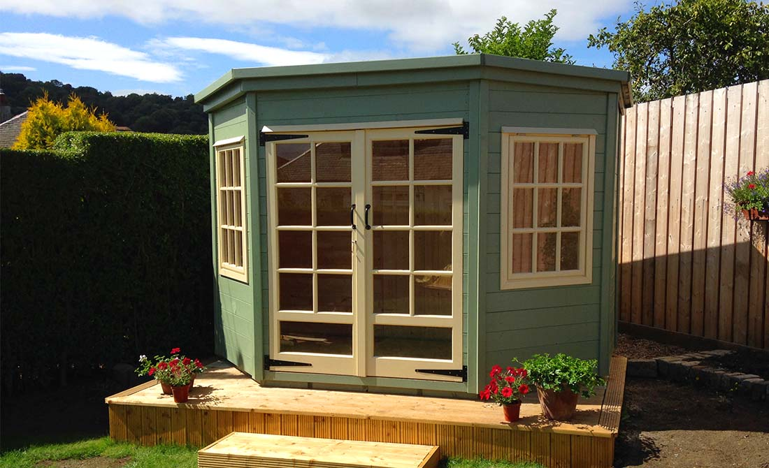 Summerhouse green